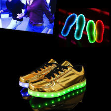 light up shoes gold high top amazon com helens 7 colors light shoes high top sports sneakers for