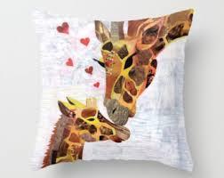 Accents Home Decor Giraffe Home Decor Etsy