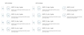 electrical symbols delay elements