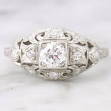 avery engagement ring deco and platinum engagement ring avery victor barbone