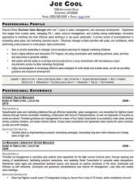 Sales Manager Resume Templates Sample Outside Sales Resume Ideas Collection Sales Consultant