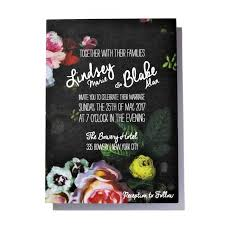 Making Wedding Invitations 8 Bold Colorful Wedding Invitations