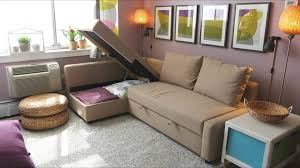 Diy Chaise Lounge Sofa by Chaise Sofa Bed Friheten Sofa Bed With Chaise And Ample Hidden