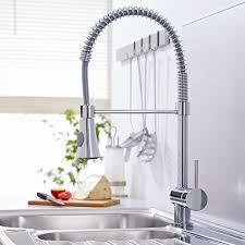 pull spray kitchen faucet chrome pull spray kitchen tap taps chrome and kitchens