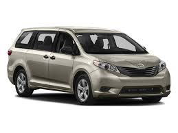 nissan sienna 2016 2017 toyota sienna price trims options specs photos reviews