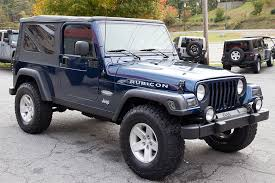 2006 jeep wrangler rubicon unlimited for sale vehicle of the week 2006 sleeper lj go4x4it a rubitrux