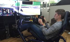 gaming setup ps4 which simulation u0026 setup gaming for racing game do you have