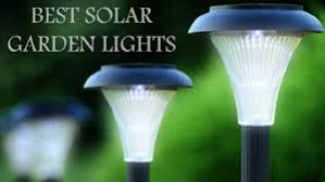 Best Outdoor Solar Lights Best Solar Garden Lights Reviews 2017 Buyer U0027s Guide