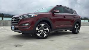 2016 hyundai tucson limited 1 6t awd test drive review