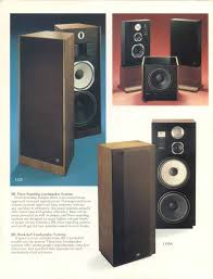 jbl home theater system jbl 1979 home catalog