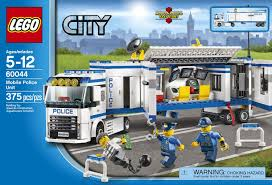 Lego Headquarters Amazon Com Lego City Police 60044 Mobile Police Unit Toys U0026 Games