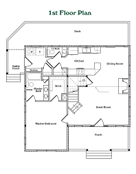 chalet floor plans and design cottage the powell group