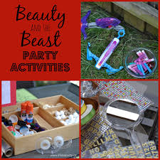 beauty and the beast party part i