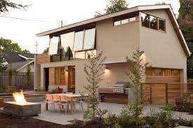 modern garage apartment image of two car garage with apartment above gorgeous home exterior