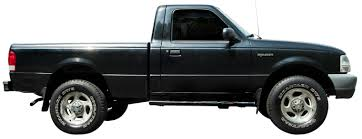 Ford Ranger Used Truck Bed - lot detail mike trout u0027s 2000 ford ranger black pickup truck with
