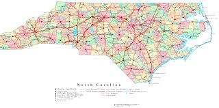 map of carolina counties best photos of carolina county map highway nc map