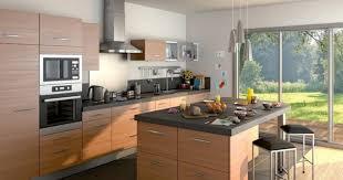 exemple cuisine exemple cuisine avec ilot central cuisine en image throughout prix d