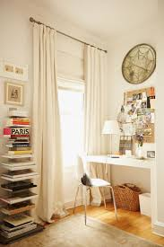 198 best office images on pinterest ballard designs office suzanne kasler decorates a small new york apartment her daughter s office nookdesk officehome
