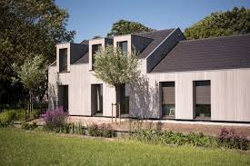 Barnhouse by A Sustainable And Luxurious Barnhouse U201cvilla Hindeloopen U201d Is