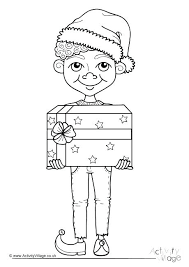 printable elf coloring pages elf on the shelf coloring pages shelf coloring pages elf elf on the