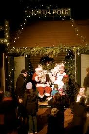 lighted santa s workshop advent calendar where to find santa in newport this christmas season what supnewp