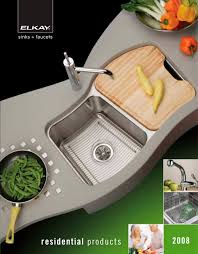 residential sinks and faucets elkay pdf catalogues