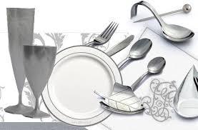 assiette jetable mariage la vaisselle jetable pour votre mariage réussir votre réception