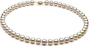 pearl string necklace images Pearl and bead stringing henry 39 s fine jewelry new jersey jpg