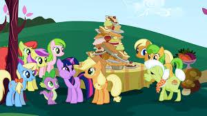apple family my little pony friendship is magic wiki fandom