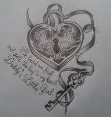 Locket Tattoo Ideas Pin Heart Locket Tattoos Page 11 Picture To Pinterest Tattoos