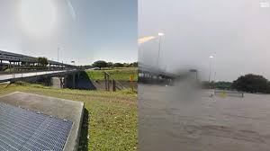 Houston Transtar Map Before And After Images Reveal Houston U0027s Disastrous Flooding From