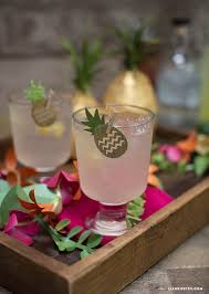 luau party cocktail recipe lia griffith