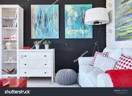 creatively designed creatively designed living room sofa chest stock photo 540366400