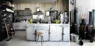 industrial kitchen furniture how to bring an industrial vibe to your kitchen decoholic