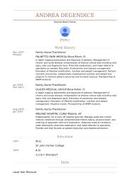 student nurse practitioner resume exles family nurse practitioner resume sles visualcv resume sles