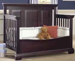 Cocoon Convertible Crib Cocoon 7000 Series Toddler Guard Rail Mahogany N Cribs