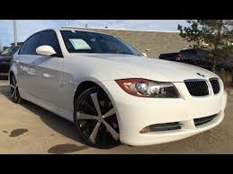 2008 bmw 328i pre owned white 2008 bmw 3 series 328i rwd in depth review