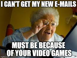 New Mom Meme - we share a computer and my mom said this to me today imgflip