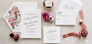 letterpress wedding invitations cloveranddot com