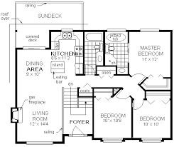 split house plans split level house plans at coolhouseplans