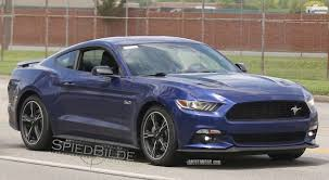 2015 Gt Mustang Black 2016 Mustang Black Accent Package 2015 Mustang Forum News Blog