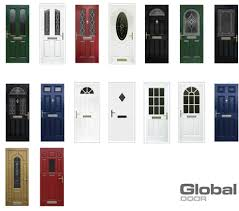 Exterior Door Types Somerset Composite Doors