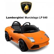 lamborghini murcielago ride on car on remote lamborghini murcielago lp640
