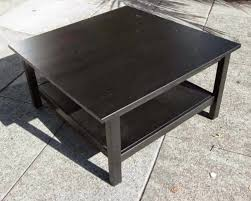 Ikea Square Coffee Table Ikea Coffee Tables Black Home Design Ideas