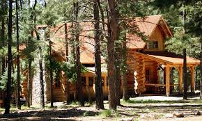 two story log homes corkins lodge cabins loghouse