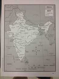 Ancient India Map Worksheet by Unit 10 Ancient South Asia Mrslowery