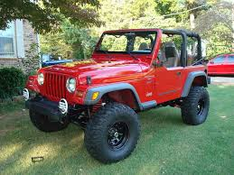 jeep yj custom custom red jeep tj jeep tj wrangler pinterest jeep tj jeeps