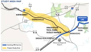 Virginia Railway Express Map by Decision Is Near On A Vre Expansion Plan Wtop