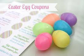 Halloween Candy Printable Coupons by The Larson Lingo Easter Egg Coupons Free Printable