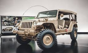 jeep sports car concept jeep staff car concept pictures photo gallery car and driver